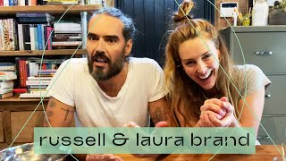 Russell AND Laura Brand On Staying Sane & Making Soap!