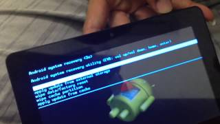 [TUTORIAL] Hard Reset Tablet Phaser Kinno Pluss NOVO MÉTODO