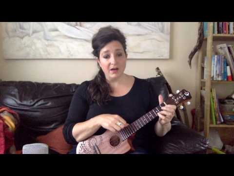 Happy Talk Ukulele South Pacific Musical Cover Song