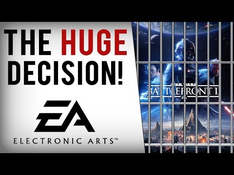 Those EA Loot Boxes = Prison Time Now!