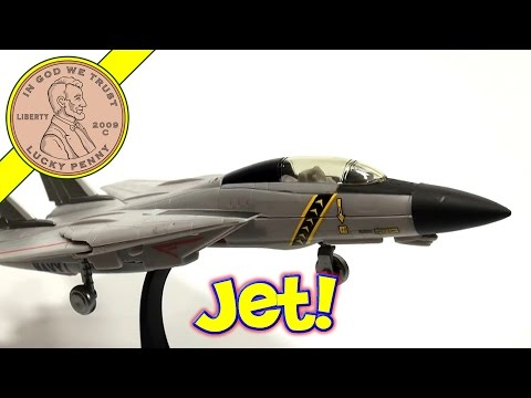 F-14 Tomcat E Z Build Scale Model Kit. Wow Toyz