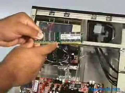 How To Install Computer Memory