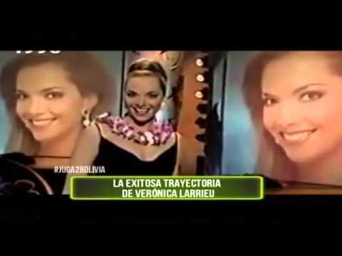 Miss Bolivia 97, Magnifica, empresaria, actriz, conductora de tv, #Juga2Bolivia