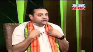 Interview With BJP National Spokesperson Sambit Patra Ahead Of Executive Meet