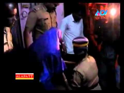 Cpm Leader R Sundareshan Booked For Immoral Traffic.varkala Malayalam Hot video