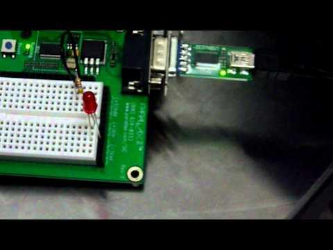 Basic Stamp - Flashing LED (Auto)