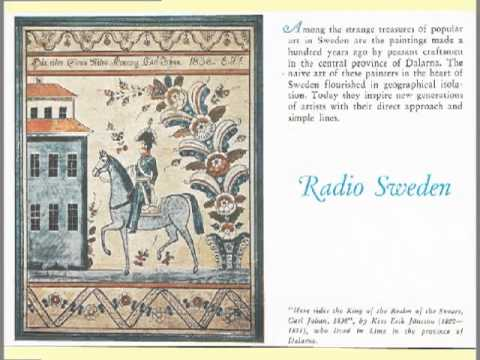 Radio Sweden QSL & Interval Signal