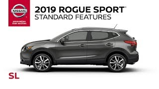2019 Nissan Rogue Sport SL | Model Review