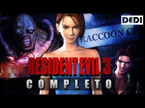 RESIDENT EVIL 3. NEMESIS HD. Completo PT.BR
