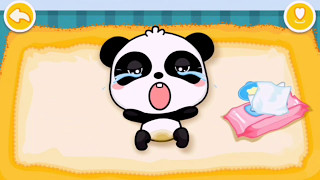 Baby Panda Care for Toddlers and Babies - Fun App for Kids - Eggy App Review
