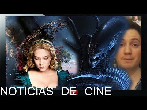 Del Toro deja La Bella y la Bestia    Sigourney Weaver propone Alien 5