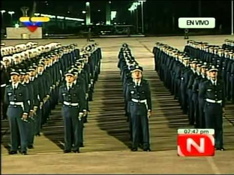 06 NOV 2011 Acto de Investidura de Cadetes de la FANB-Academia Militar de Venezuela