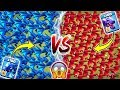 100 Electro Dragon vs 100 Dragon Clash of Clans Ultimate | Electro Dragon vs Dragon COC
