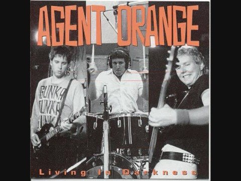 Agent Orange - Mr Moto