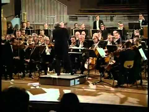 Gustav Mahler Symphony Nr 9 Bernstein video