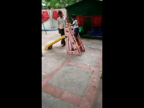 Nanu goes to school The Playhouse at Tugalaq Road New Delhi