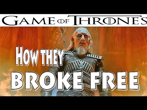 Game Of Thrones How White Walkers Broke Free Untold Truth