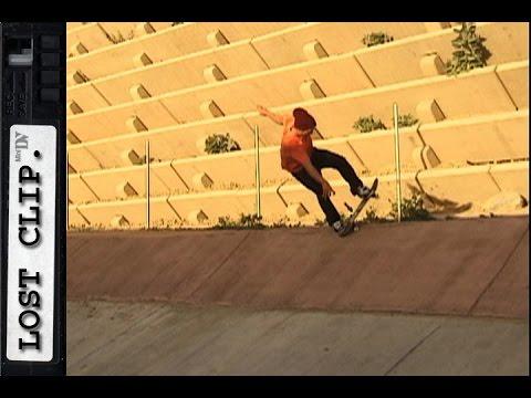 Arto Saari Lost & Found Skateboarding Clip #150