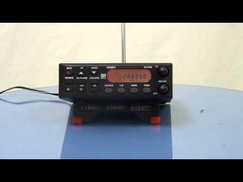 BC355N police scanner