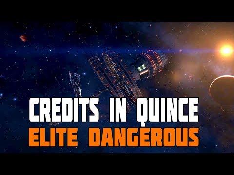 Elite Dangerous: Quince - The Multi-Million Credit Opportunity