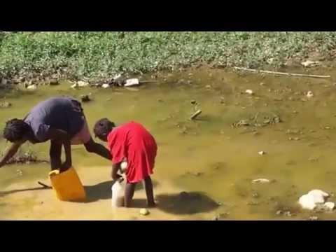 Water in Pestel, Haiti