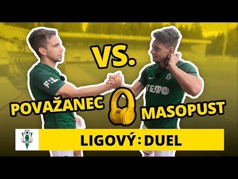 Duel: Jakub Považanec a Lukáš Masopust soutěží v odezírání ze rtů