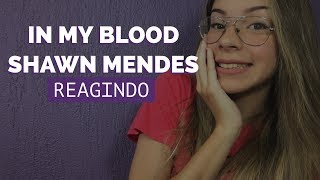 Download Lagu REAGINDO IN MY BLOOD - SHAWN MENDES Gratis STAFABAND
