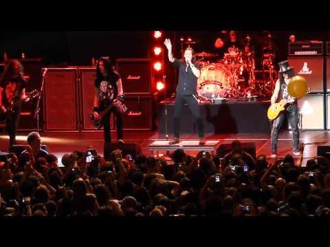 Slash - Sweet Child O' Mine 09/18/12 New York City