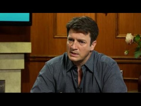 Nathan FIllion on Joss Whedon: He Picks The Best People   Nathan Fillion   Larry King Now Ora TV