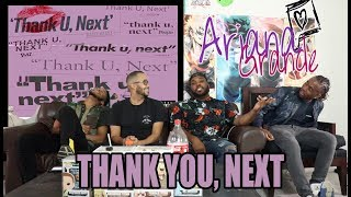 Ariana Grande Thank You Next Audio Reaction Review