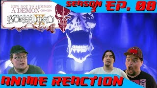 THE PUNISHMENT CONTINUES... | Anime Reaction: Overlord III Ep. 08