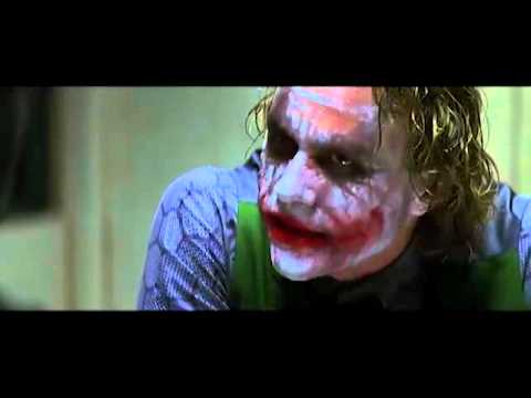 The Dark Knight - Just The Joker
