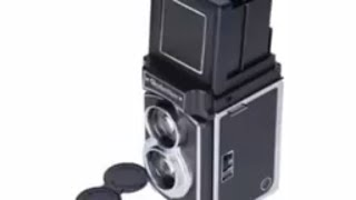 """Rollei square TLR camera rises again as an """"instant camera"""""""
