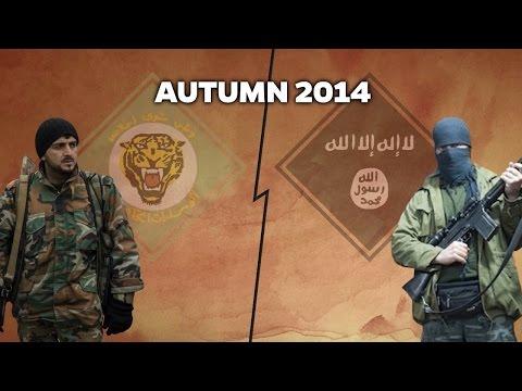 Сирийский армейский спецназ Силы Тигра: история создания, боевой потенциал. Русский перевод.