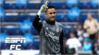 Real Madrid's Keylor Navas to Roma? Moving the Europa League final to a weekend? | Extra Time