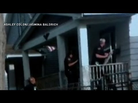 Dramatic New Video of Cleveland Kidnapping Rescue
