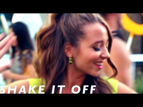 Shake It Off - Taylor Swift - (Cover by Ali Brustofski) Official Music Video