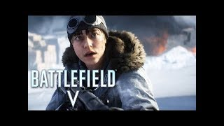 Battlefield 5 Story Mode Deutsch #06 1943 Norwegen, Solveig - BFV Kampagne Gameplay German PS4