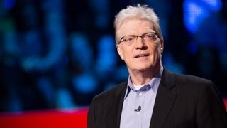How to escape educations death valley  Sir Ken Robinson