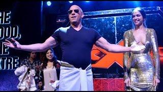 Watch Deepika Padukone, Vin Diesel doing the 'Lungi Dance' | XXX: Return of Xander Cage