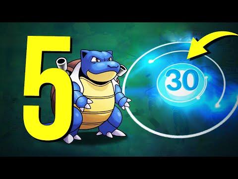 ТОП 5 Лучших способов ПОДНЯТЬ УРОВЕНЬ в Pokemon Go! (Покемон Го)