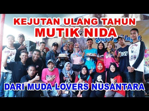 Download SPESIAL MOMENT - MUDA LOVERS UNTUK MUTIK NIDA RATU Mp4 baru