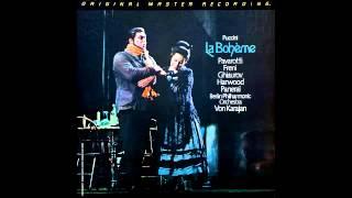 Luciano Pavarotti Mirella Freni O Soave Fanciulla Lp Transfer 96k 24bit