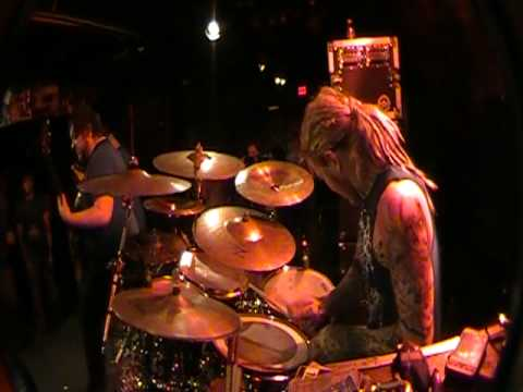Rose Funeral - Under A Godless Sky [LIVE] March 8 2010