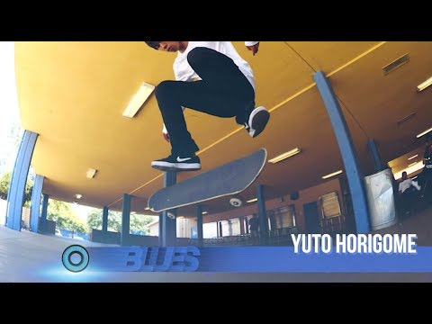 Yuto Horigome Quick BLUES Line | Andalé Bearings