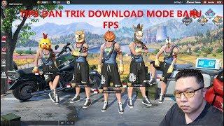 TIPS DAN TRIK DOWNLOAD MODE FPS BAGI YG NYANGKUT BESERTA BONUS  - RULES OF SURVIVAL INDONESIA 27.02 MB