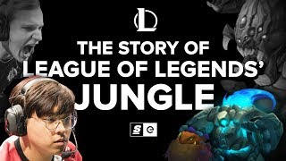 The Story Of The Jungle (League of Legends)