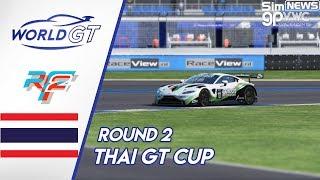 Rfactor 2 Esports l GPVWC Sim Racing 2019 l SimNews.Tv World GTl Round 2