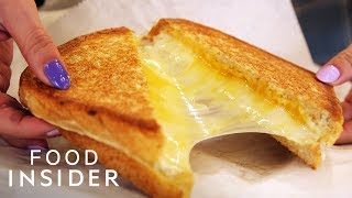The Best Grilled Cheese In NYC | Best Of The Best
