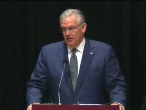 2011 Administrators' Conference - Gov. Jay Nixon Remarks